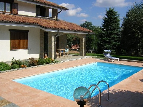 Giardini arredamento piscine interrate - Foto piscine interrate ...