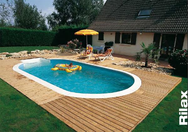 Piscine interrate prezzi su misura e guida all 39 acquisto for Prodotti per piscina prezzi
